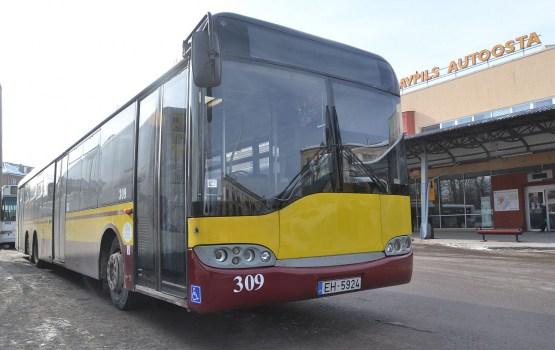 Сокращения на предприятии Daugavpils satiksme продолжаются