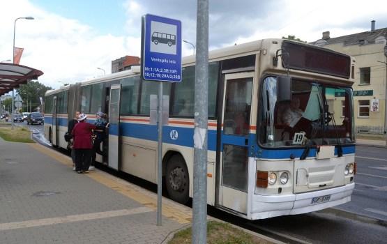 Мэр не готов комментировать ситуацию на Daugavpils satiksme
