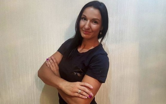 А.Григорьева впервые стала мамой