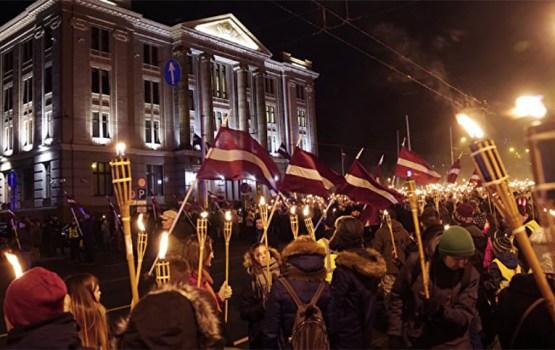 Горожан зовут на факельное шествие