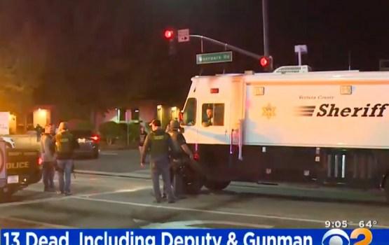 Калифорнийский стрелок покончил с собой при приближении полиции
