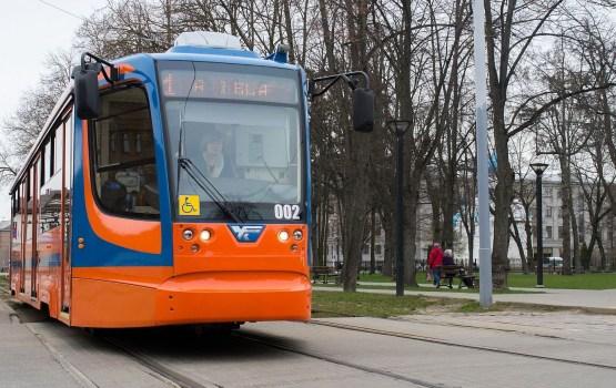 На время праздников увеличили количество трамвайных рейсов