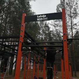 Фотофакт: завтра сдается в эксплуатацию площадка в Стропах