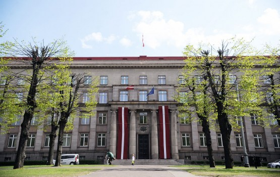 Парадоксальная Латвия