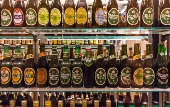 Названы самые популярные алкогольные напитки среди латвийцев