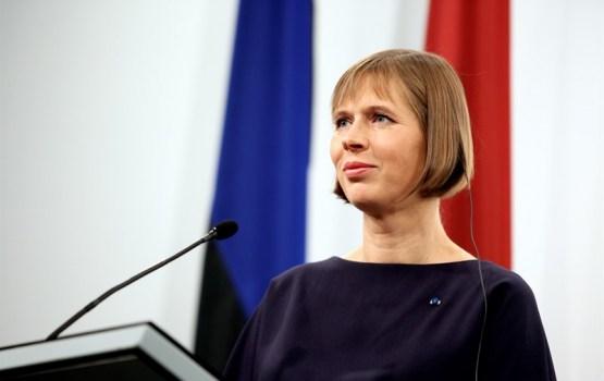 Кальюлайд: «Время сплотило и укрепило Латвию и Эстонию»