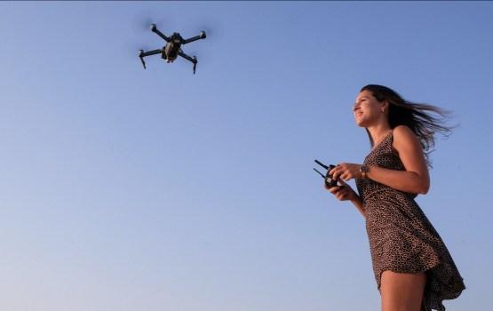 Чтобы снимать с дрона природу Латвии, нужно получить разрешение