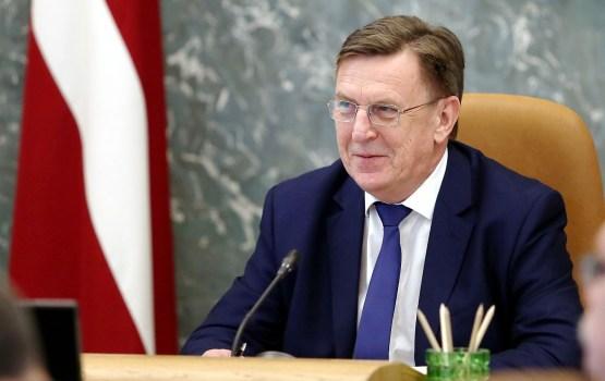 Председателем комиссии Сейма по национальной безопасности избран Марис Кучинскис
