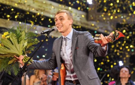 Церемония награждения «Музыкального банка» пройдёт в Даугавпилсе