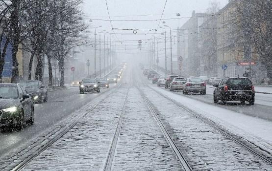 Полиция обещает сразу штрафовать за отсутствие зимних шин