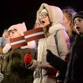 Латвии – 100: пробуди в себе патриота