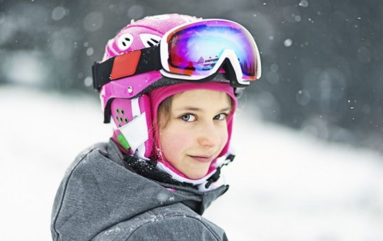 Бесплатные занятия по катанию на лыжах для детей