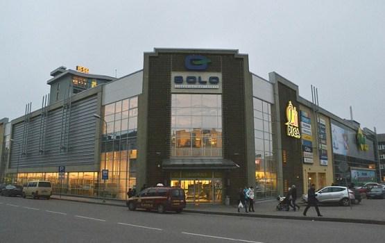 Участок улицы Ригас вдоль торгового парка SOLO планируют перестроить