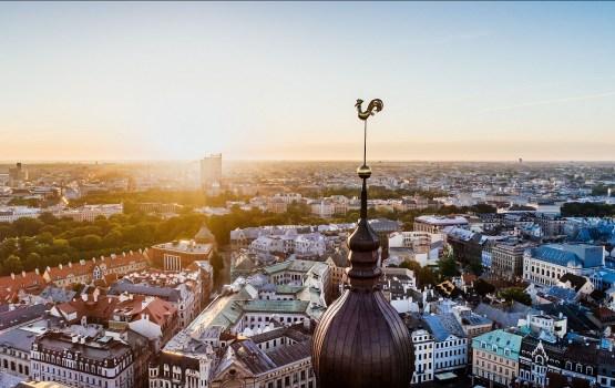 Латвия вошла в топ-25 стран у российских туристов