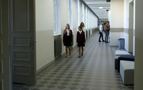 Рижские школы пустеют: за три года стало на 14% меньше первоклассников