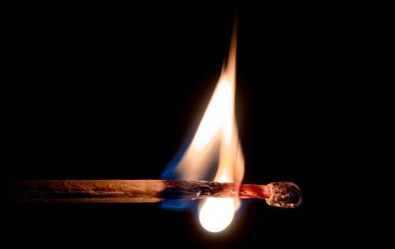 Количество пожаров увеличилось