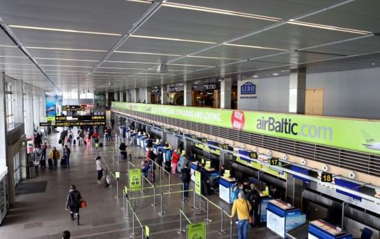 """Аэропорт """"Рига"""" встретит семимиллионного пассажира"""