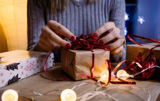 Соцслужба приглашает за подарками