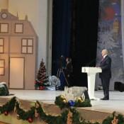 «Уздым» побывал на президентской елке в Минске!
