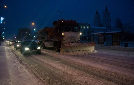 Валерий Голубев: «Снежная каша – нормальное явление» (ОПРОС)