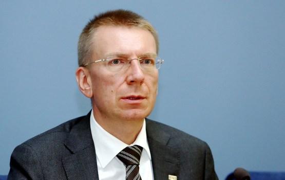 Ринкевич: «Из-за Brexit придется менять ряд латвийских законов и нормативных актов»