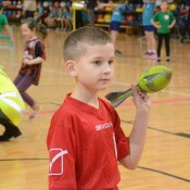 В Даугавпилсе завершился этап детского легкоатлетического фестиваля