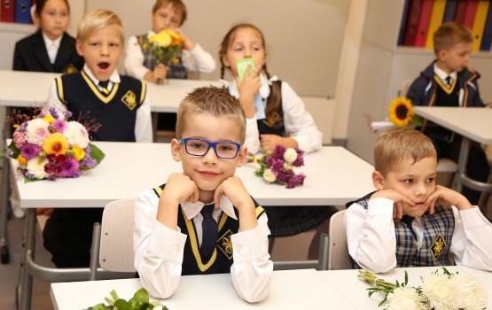 1 февраля начинается прием детей в первый класс