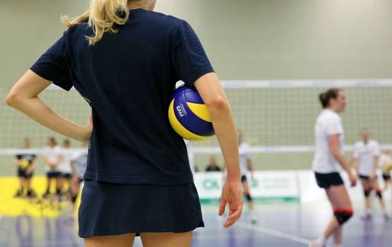 Даугавпилсские волейболистки тоже «в пролете»