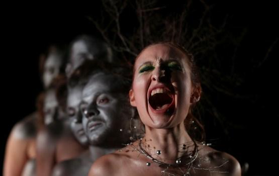 В Даугавпилсском театре идет работа над «Кричащими»