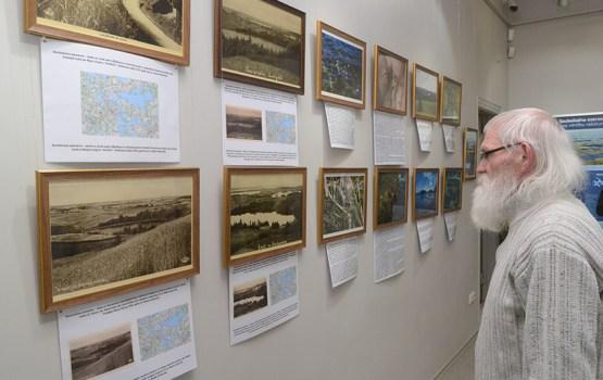 В музее напомнили: наши озера уникальны