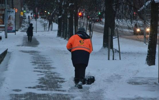 Уборка улиц: за что платим?