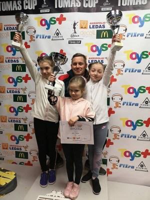 Латвийская фигуристка выиграла престижные соревнования