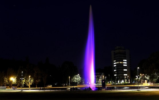 В Даугавпилсе появятся «поющие фонтаны»?
