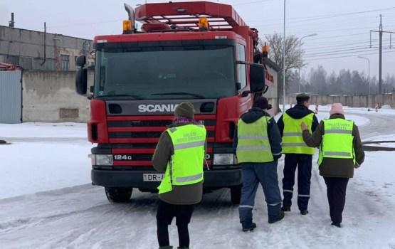 Проверки на Daugavpils ūdens продолжаются