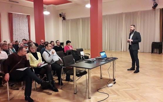 Состоялся семинар о реновации многоквартирных домов