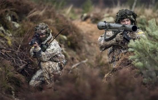 В Латвии начались натовские военные учения «Dynamic Front 19»