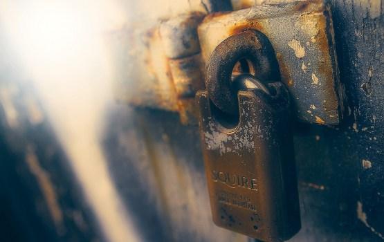 Три замка от кражи не спасли