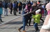 «Широкая Масленица» в Даугавпилсе (ФОТО)