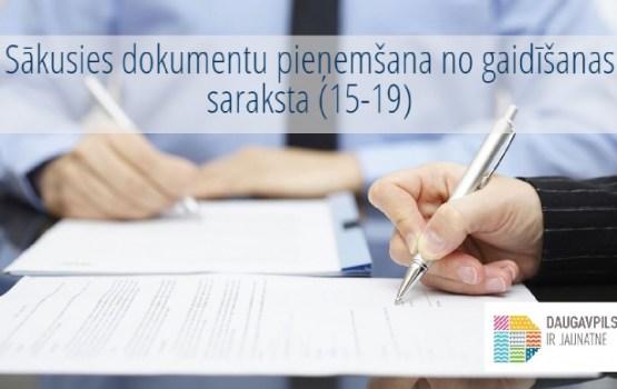 Начался прием документов на летние работы от молодежи из списка ожидания