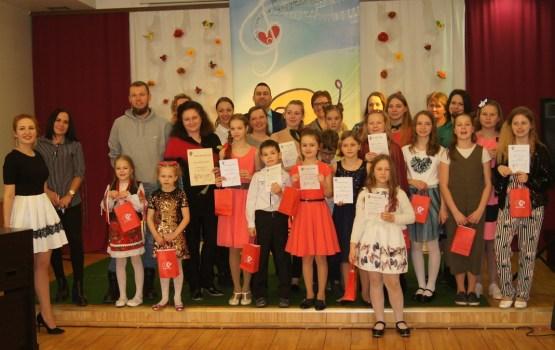 Конкурс польской и латышской песни