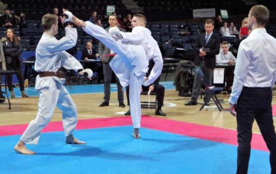 XXV Чемпионат Балтии по карате