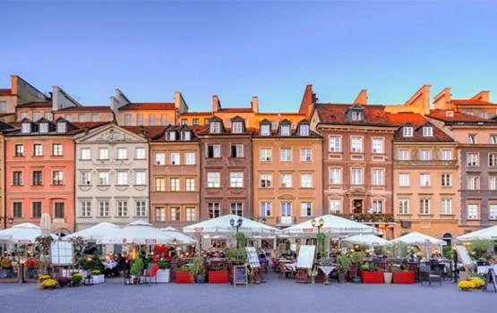 ТОП-10: В этих городах Европы дешевле всего провести уик-энд