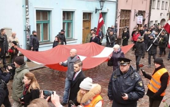 Посольство России о марше памяти легионеров в Риге: «Это позор»