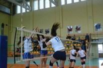 Волейбол:«миЛАТсс» одолел «Латвийский университет»