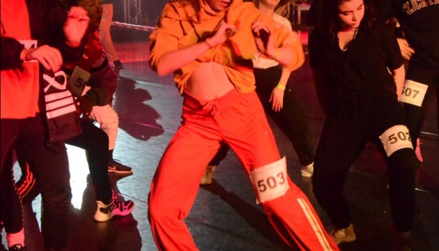 Танцевальные выходные в Даугавпилсе (ФОТО)
