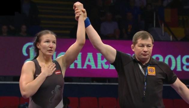 Анастасия Григорьева выиграла бронзу чемпионата Европы