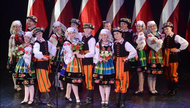 IХ Международный фестиваль «Польский фольклор в Латгалии»