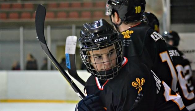 Хоккей: без лидера игра не задалась