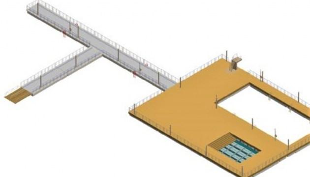 Открытый бассейн в Стропах: стоимость проекта завышена как минимум на 800 тысяч евро