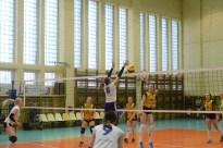 Волейбол: команда «миЛАТсс» выиграла бронзу чемпионата Латвии